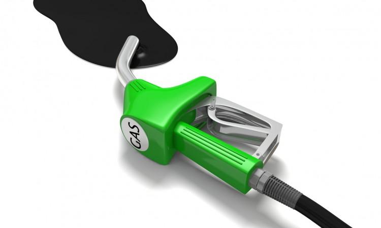 Derrame de gasolina