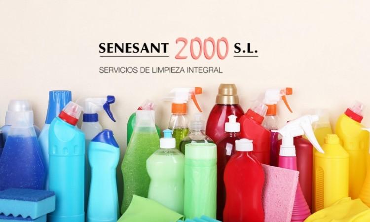 Senesant2000, limpieza