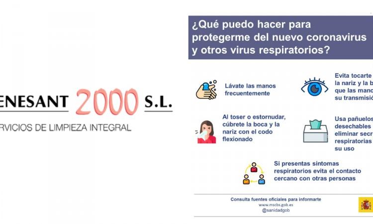 limpieza, higiene, senesant2000
