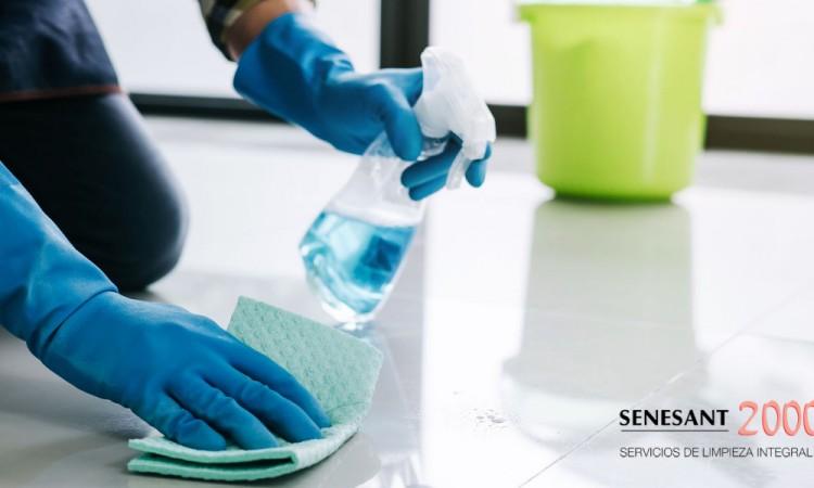 limpieza, desinfección, Covid, Senesant2000